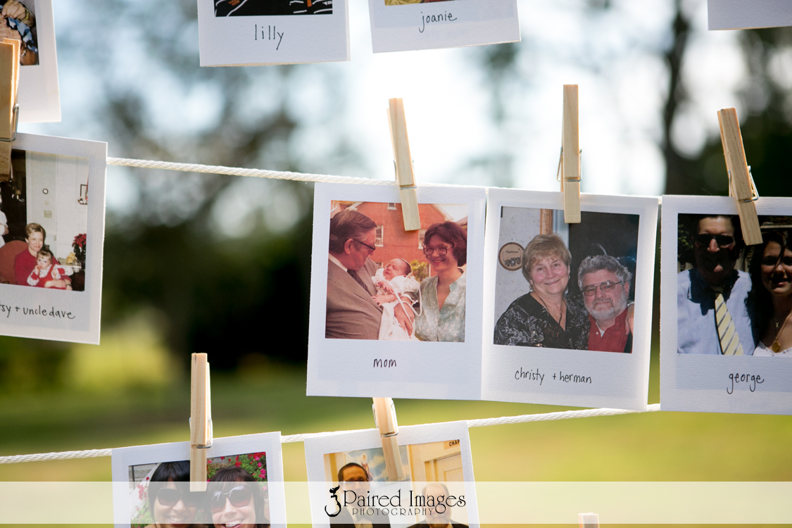 Custom Photo Escort Cards for Wedding – …and Guest